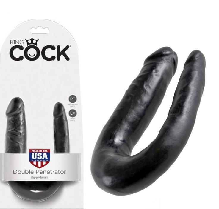 Consolador Doble King Cock